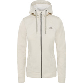 The North Face Kutum Full-Zip Hoodie Women vintage white heather
